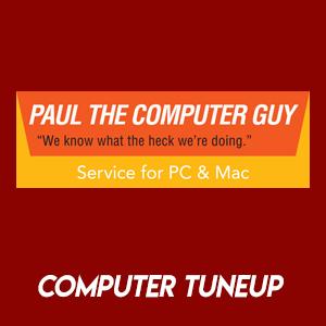 COMPUTER TUNEUP