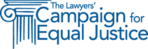 The Lawyer's Campaign for Equal Justice logo