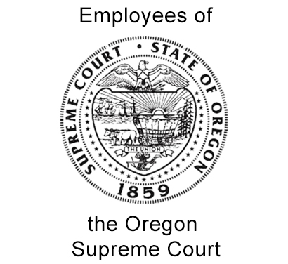 Employees of the Oregon Supreme Court